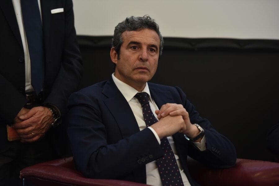 """""""Servirebbe un Draghi anche per Napoli"""", Riccardo Monti lancia 'Sud perché no?'"""