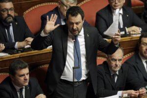 Gregoretti, Salvini non andrà a processo