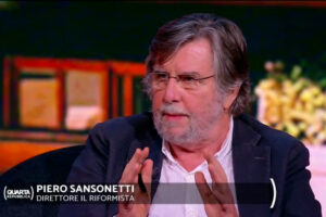"""Sansonetti: """"Caselli ha invitato i colleghi all'omertà, solo il referendum può fermare strapotere della magistratura"""""""