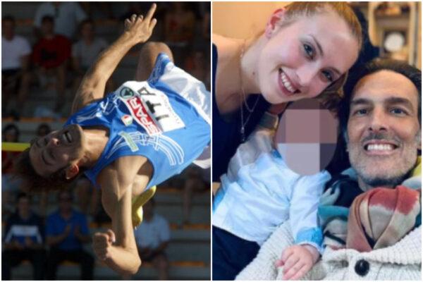 """Alessandro Talotti non ce l'ha fatta, muore a 40 anni il campione del salto in alto: """"Buonanotte angelo mio"""""""
