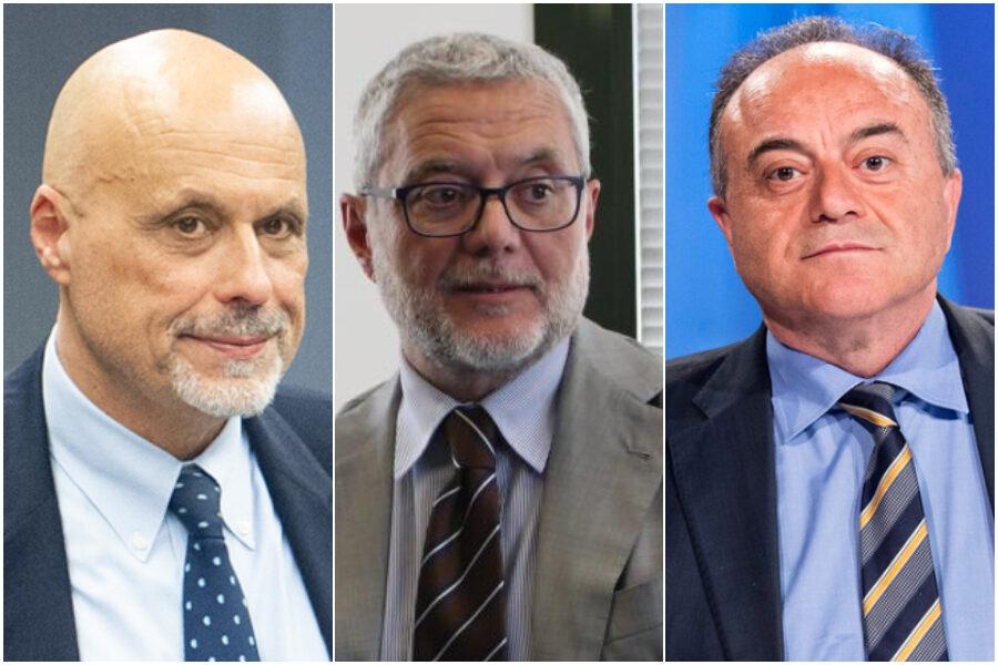 Risiko delle Procure: Viola dà l'ultimatum al Csm per avere Roma, Gratteri e Melillo si sfidano per Milano