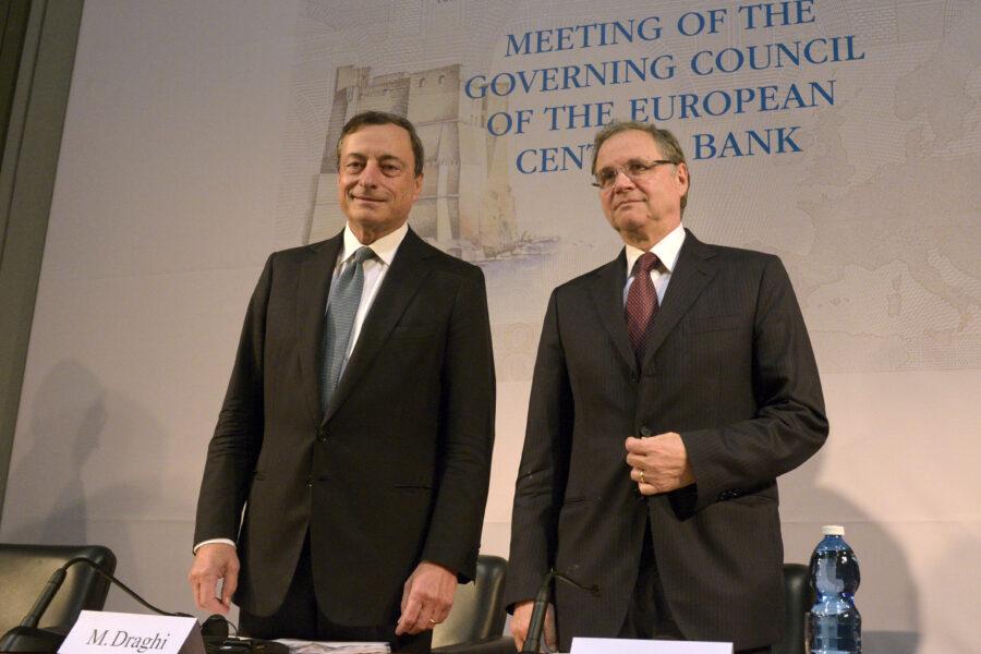 Bankitalia non fa sconti al governo Draghi