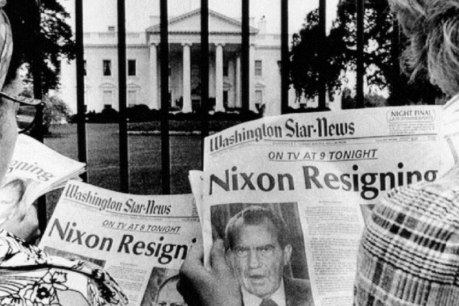 Cosa è successo nel 1972: dal Watergate a Peron