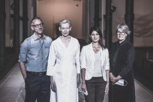 Embodying Pasolini, la performance di Tilda Swinton con i costumi per le opere di PPP