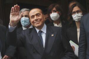"""Berlusconi vuole una Cdu italiana con Salvini: """"Referendum sulla Giustizia utili alla riforma"""""""