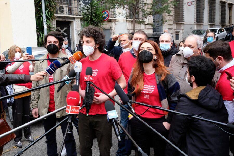 Legalizzazione della cannabis: Meglio legale e 6000 Sardine scendono in piazza a Roma, Firenze e Bologna