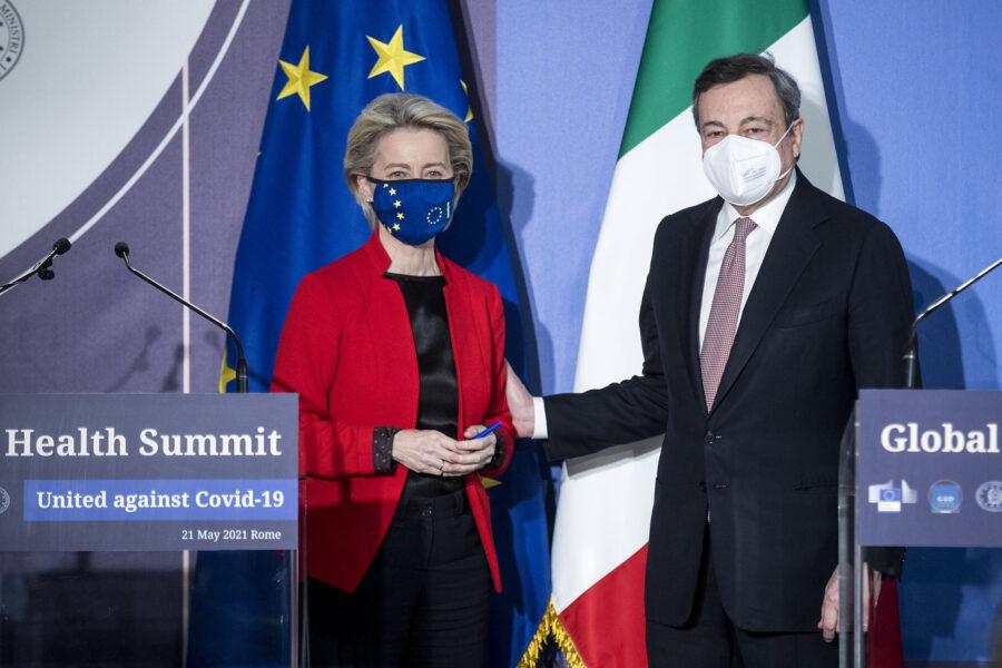 Pnrr, Italia promossa da Bruxelles: via libera al pre-finanziamento del 13% dei fondi assegnati a Roma
