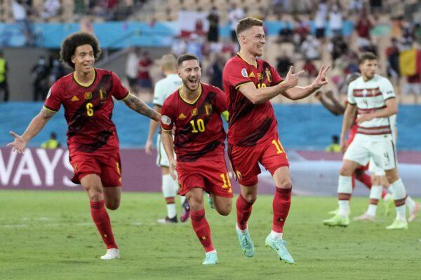 Sarà Italia-Belgio ai quarti di Euro 2020: fuori il Portogallo di Cristiano Ronaldo