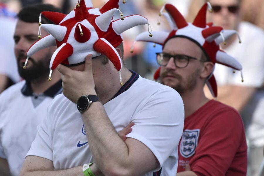 Inghilterra a Roma per i quarti, tifosi bloccati dalla quarantena: la variante Delta allarma Euro 2020