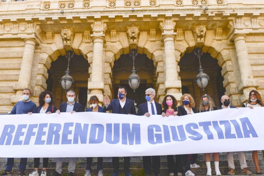 Referendum sulla giustizia, cosa prevedono i quesiti proposti da radicali e Salvini
