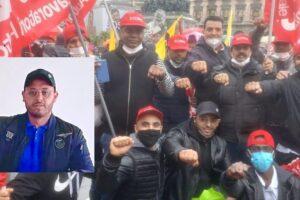 Chi era Adil Belakhdim, il sindacalista Cobas investito e morto a Briandate durante un presidio