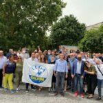"""I leghisti napoletani in piazza con Salvini a Roma, Nappi: """"Alle Comunali sceglieranno noi"""""""