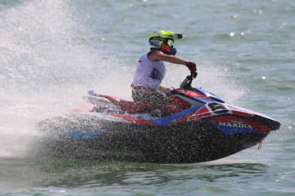 Moto d'acqua, terza tappa del Campionato: lo show a Duna Verde