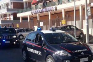 I Carabinieri della compagnia di Anzio