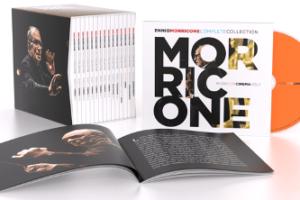 Omaggio a Ennio Morricone: una collezione di tutte le sue opere da non perdere
