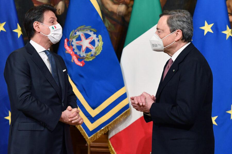 Da Conte a Draghi: ne valeva (decisamente) la pena