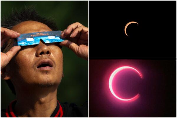 """Eclissi solare """"anello di fuoco"""", il 10 giugno il rarissimo evento astronomico"""