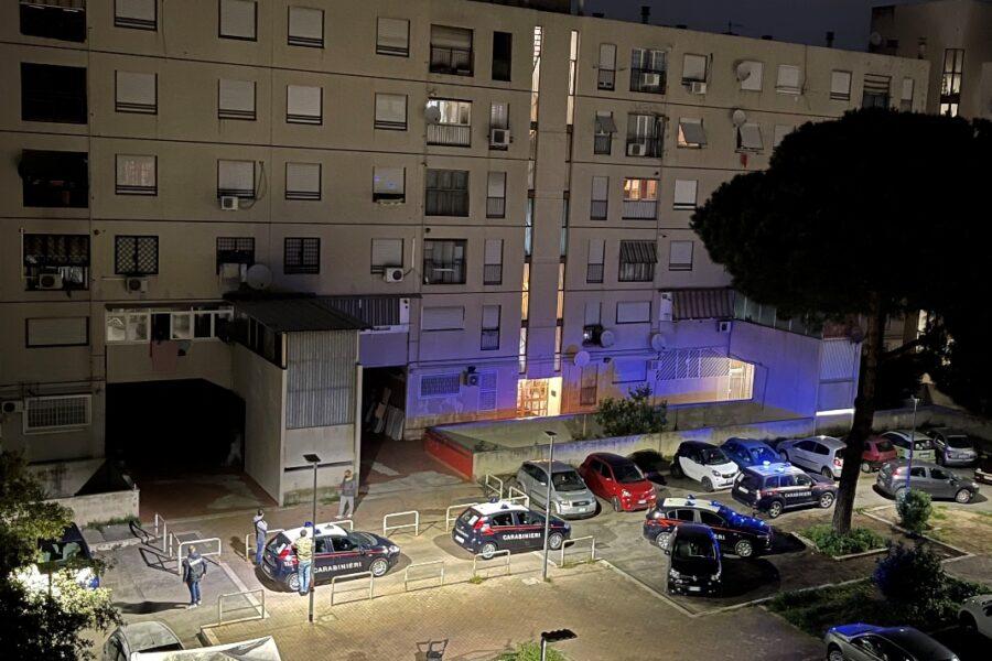 Tor Bella Monaca, sabato stupefacente: 4 pusher arrestati