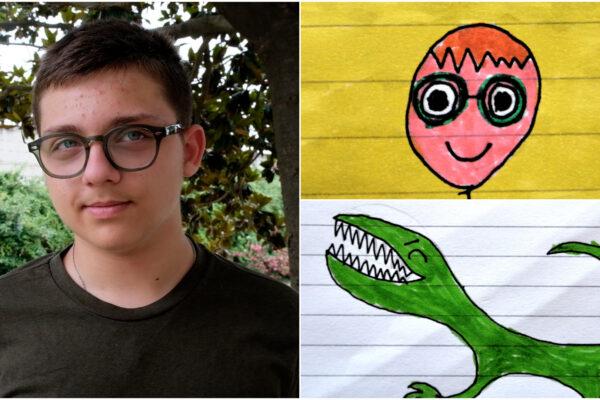 """Studente autistico scrive una canzone sul suo disturbo: """"Ho pensato di essere un dinosauro, invece sono speciale"""""""
