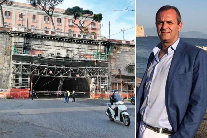 Galleria Vittoria, tutto fermo dopo 9 mesi: i debiti smascherano la fake di de Magistris