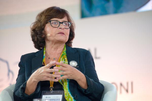"""Intervista a Nadia Urbinati: """"Draghi non è un riferimento, la sinistra si rifà con le idee"""""""