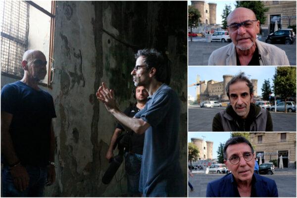"""Le due vite di Peppe e Vincenzo: """"Storie napoletane di una ripartenza possibile sempre"""""""