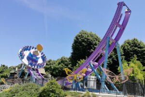 La nuova attrazione del Luneur Park
