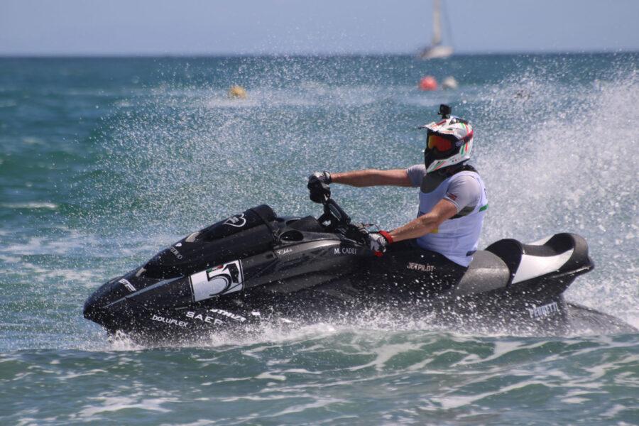 Campionato Moto d'Acqua: show ed emozioni per la terza tappa sull'Adriatico
