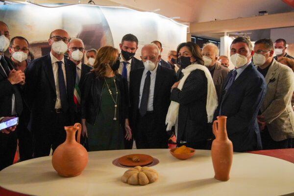 """Inaugurato il Museo del parco Nazionale del Vesuvio: """"Punto di forza per il rilancio del turismo"""""""