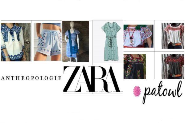 """Zara, Anthropologie e Patowl """"copiano i vestiti degli indigeni"""", la protesta del governo Messico"""
