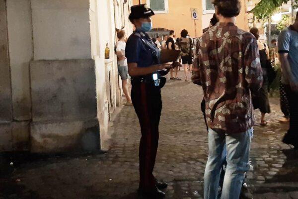 Roma, stretta sulla movida violenta: 2 arresti e 2 denunce
