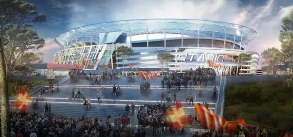 """Stadio della Roma, arriva la revoca a Tor di Valle. Raggi: """"Il sogno diventa realtà"""""""