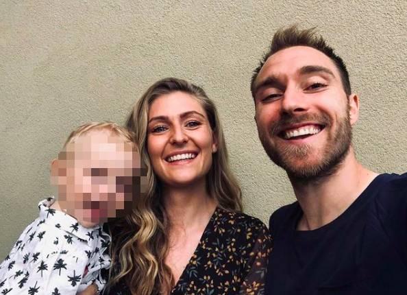 Chi è la moglie di Eriksen, Sabrina Kvist Jensen: paura in campo per il malore durante Danimarca-Finlandia