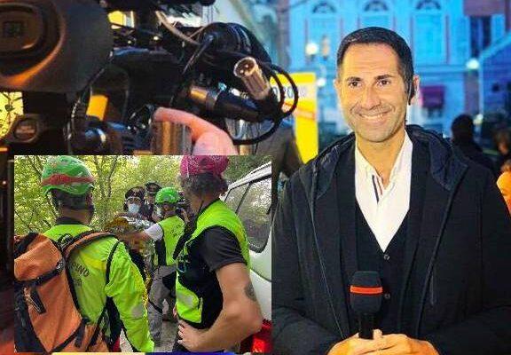 Chi è Giuseppe Di Tommaso, il giornalista Rai che ha ritrovato il piccolo Nicola Tanturli
