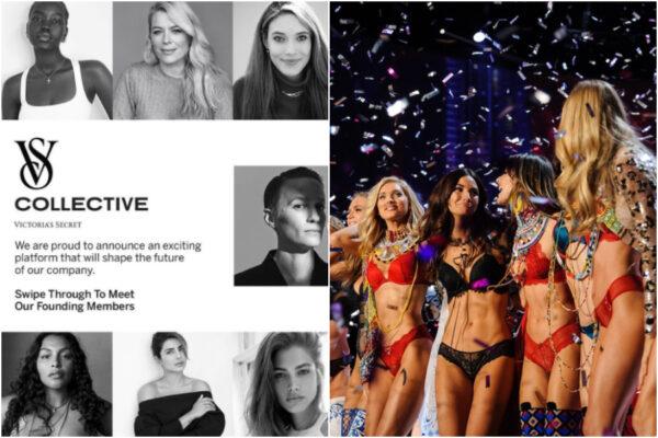 Addio alle Angels, ecco le Collective: la rivoluzione di Victoria's Secret