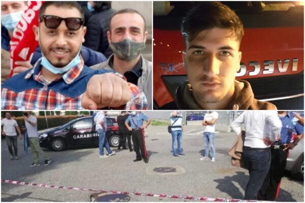 """Sindacalista ucciso, parla la compagna del camionista Alessio: """"Non è un assassino, è stata una disgrazia"""""""