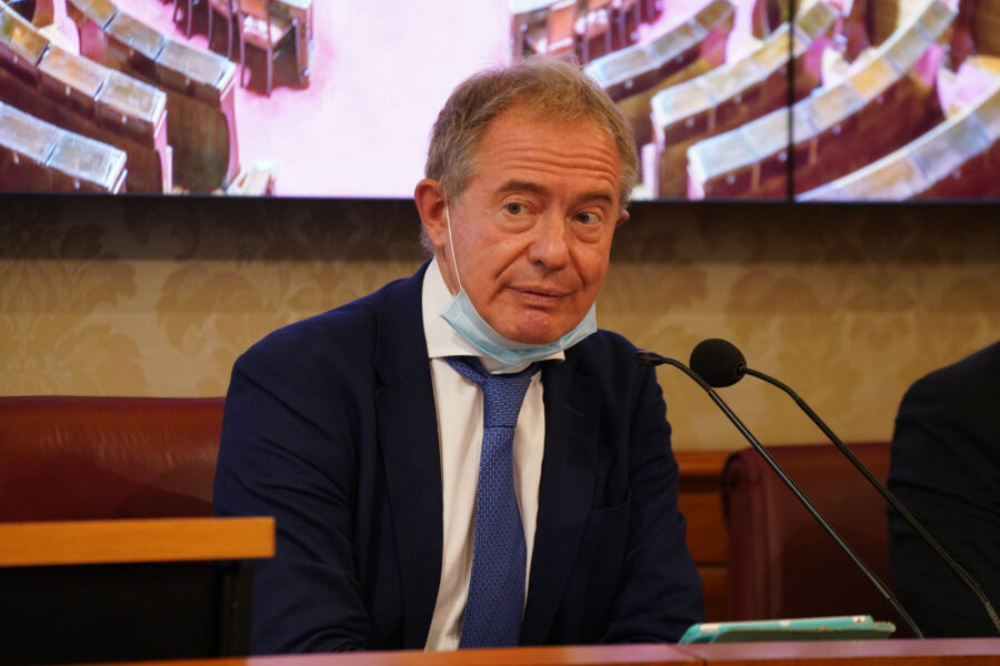 Adolfo Urso presidente Copasir, ma va in scena lo scontro con la Lega