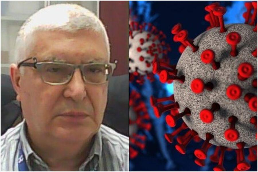 """I sintomi della variante Delta, il virologo: """"Possono essere lievi per chi è vaccinato o ha avuto il Covid ma è più trasmissibile"""""""