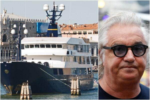 Yacht di Briatore, la Cassazione annulla la confisca ma lo Stato lo ha già venduto all'asta: dovrà risarcirlo