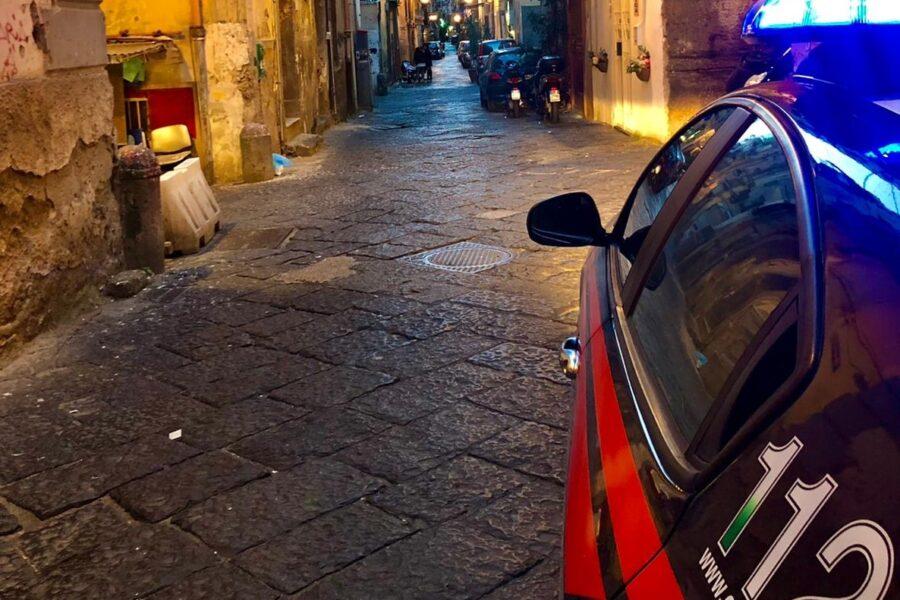 Movida, controlli a tappeto dei carabinieri: ancora 53 sanzioni in una notte per violazioni Covid