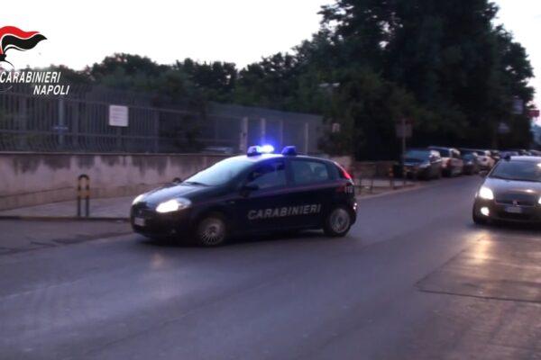 Blitz contro due clan in Campania: 17 arresti per detenzione di armi e droga