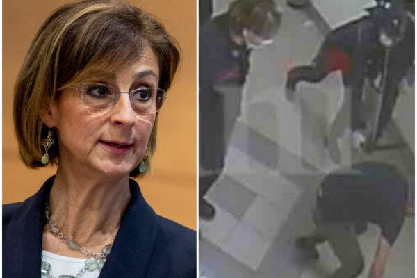 """""""Oltraggio alla divisa e tradimento della Costituzione"""", la ministra Cartabia sulle torture nel carcere di SMCV"""