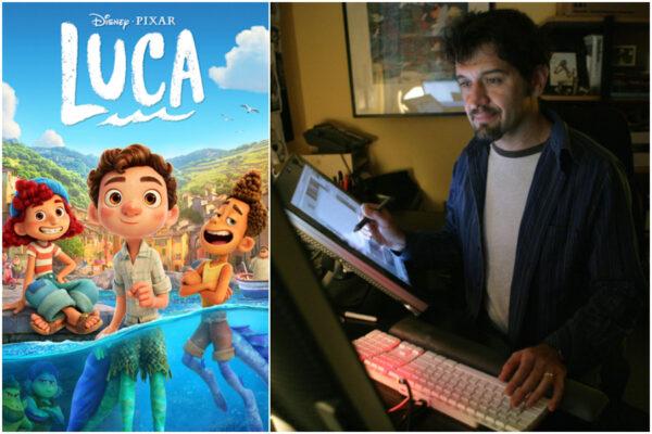 """'Luca', il film Disney di Casarosa ambientato in Italia: """"La mia infanzia ora è una favola"""""""