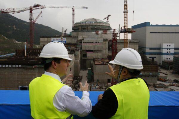 """""""Minaccia di fuga radioattiva imminente"""", allerta dalla Francia sulla centrale nucleare cinese di Taishan"""