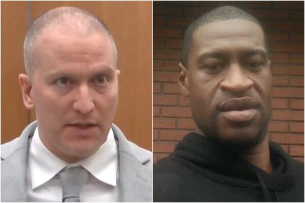 """George Floyd, l'ex agente Chauvin condannato a 22 anni: per Biden """"sentenza appropriata"""""""