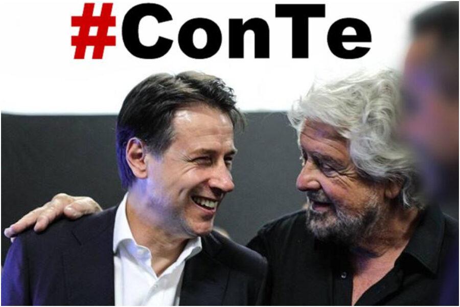 Movimento 5 Stelle polveriera, è rottura totale tra Conte e Grillo
