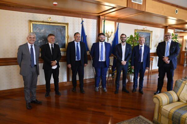 """Coordinamento dei presidenti delle commissioni affari generali del Mezzogiorno, Sommese: """"Cogliere opportunità del PNRR"""""""
