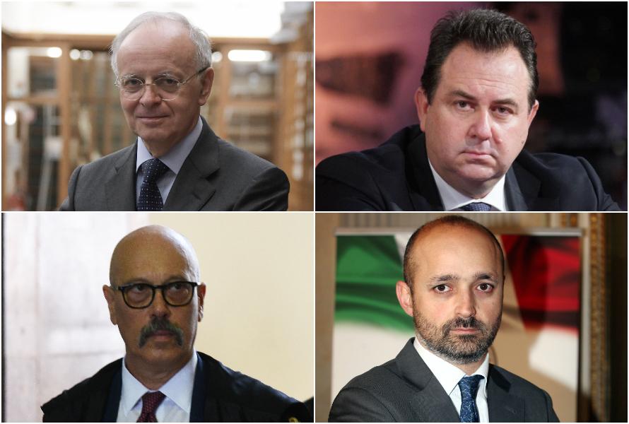 L'agonia della procura di Milano: Davigo coinvolto nel caso Amara, De Pasquale e Spadaro indagati