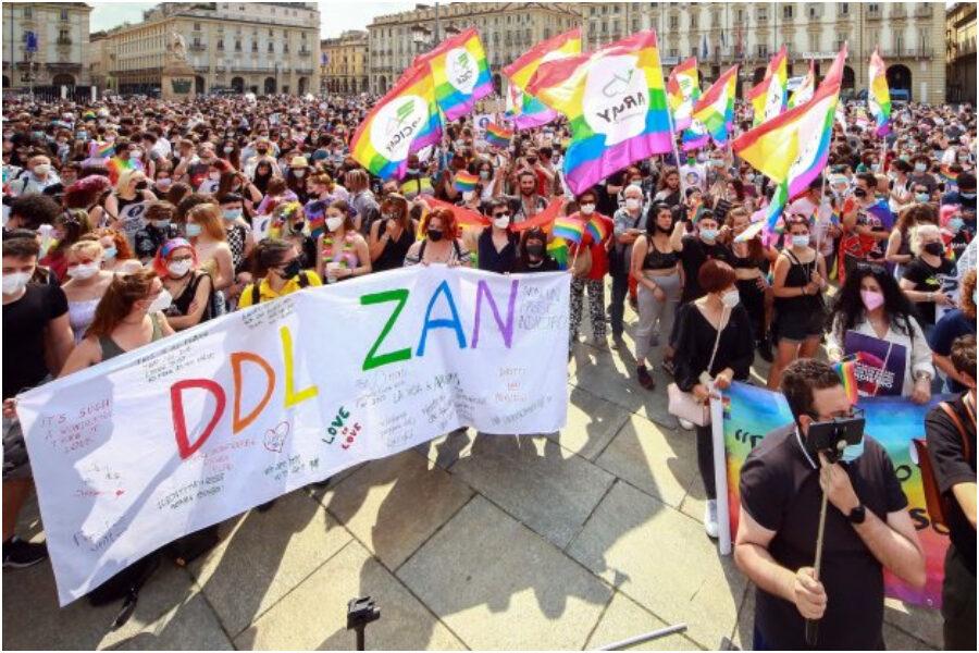 Ddl Zan, il PD non cede all'asse Lega-Renzi sulle modifiche: si va verso la conta al Senato