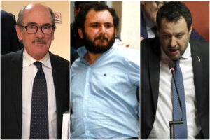 """Brusca libero, Salvini torna giustizialista ma per Cafiero De Raho: """"È una vittoria dello Stato"""""""